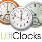 Модуль Ulti Clocks 2.0.9 для Joomla 1.5