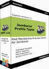 JomSocial-Profile-Types