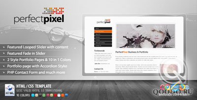 PerfectPixel Business & Portfolio