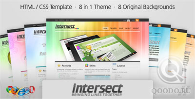 ThemeForest Intersect